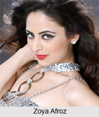 Zoya Afroz, Indian Actress