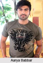 Aarya Babbar, Indian Actor