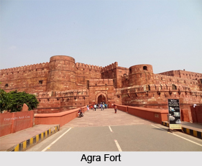Monuments in Agra, Uttar Pradesh