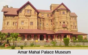 Amar Mahal Palace, Jammu, Jammu & Kashmir