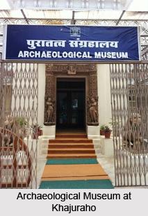 Archaeological Museum at Khajuraho, Madhya Pradesh