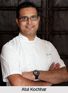 Atul Kochhar, Indian Chef