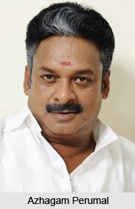 Azhagam Perumal, Tamil Film Actor