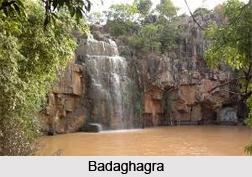 Waterfalls in Odisha