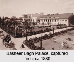 Basheer Bagh Palace, Hyderabad, Telangana