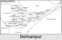 Berhampur, Ganjam District, Odisha