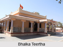 Bhalka Tirtha, Saurashtra, Gujarat