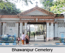 Cemeteries of Kolkata