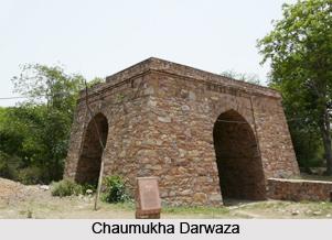 North Indian Gates