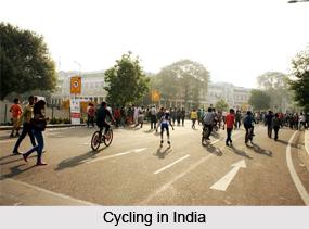 Urban Sports in India