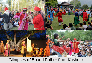 Bhand Pather, Indian Folk Theatre