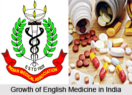 Growth of English Medicine in India, European Medical Education