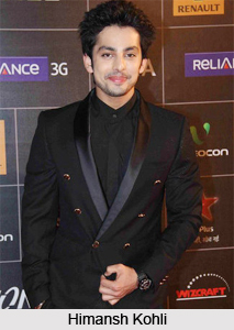 Himansh Kohli, Bollywood Actor