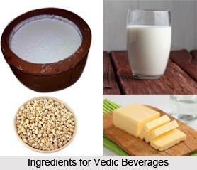 Beverages in Vedic Period, Food in Vedic Period