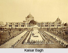 Kaisar Bagh, Monuments of Lucknow