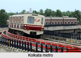 Kolkata Metro, Indian Railways