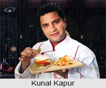 Kunal Kapur, Indian Chef