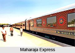 Maharajas' Express, Indian Luxury Train