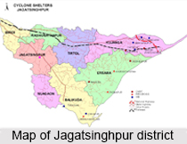 Jagatsinghpur District, Odisha
