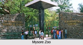 Mysore Zoo, Karnataka