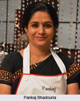 Pankaj Bhadouria, Indian Chef