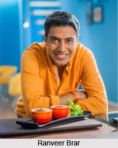 Ranveer Brar, Indian Chef