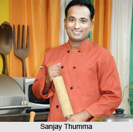 Sanjay Thumma, Indian Chef