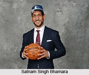 Satnam Singh Bhamara, Indian Basketball Player