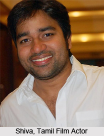 Shiva, Tamil Cinema Actor