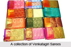 Venkatagiri Sarees, Indian Sarees