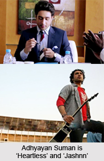Adhyayan Suman, Bollywood Actor
