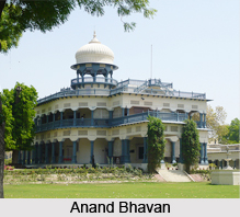 Monuments of Allahabad, Monuments of Uttar Pradesh