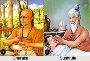 Ancient Vedic Medicine Practitioners, Ancient Literature ...