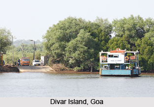 Island Towns in India