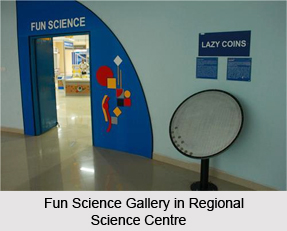 Regional Science Centre at Bhopal, Madhya Pradesh