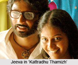 Jeeva, Indian Movie Actor