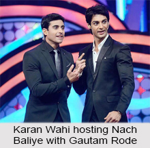 Karan Wahi, Indian TV Actor