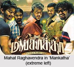 Mahat Raghavendra, Tamil Film Actor