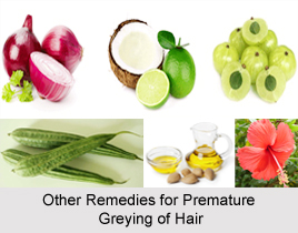 Natural Remedy for Premature Greying of Hair, Indian Naturopathy