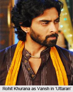 Rohit Khurana, Indian Television Actor