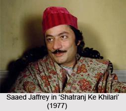 Saeed Jaffrey, Bollywood Actor