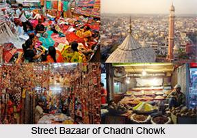 Chandni Chowk, Market in Delhi
