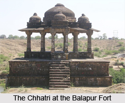 Balapur Fort, Akola District, Maharashtra