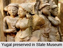 State Museum at Bhopal, Madhya Pradesh
