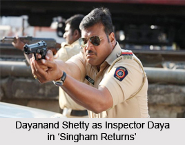 Dayanand Shetty, Indian Television Actor