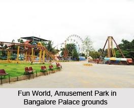 Bangalore Palace, Bengaluru, Karnataka