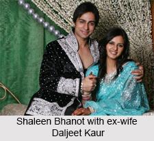 Shaleen Bhanot, Indian TV Actor