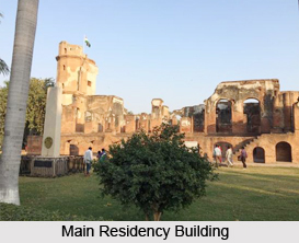 The Residency, Monument of Lucknow