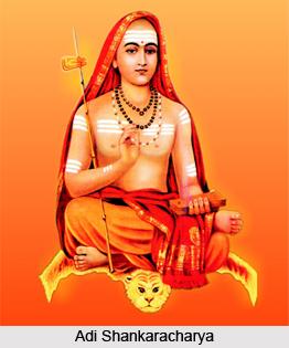 Adi Shankaracharya, Indian Saint