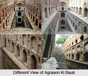 Agrasen Ki Bauli, Delhi
